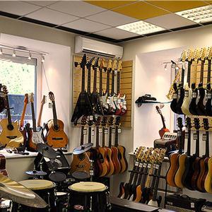 Музыкальные магазины Чертково