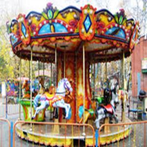 Парки культуры и отдыха Чертково