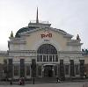 Железнодорожные вокзалы в Чертково
