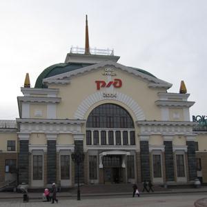 Железнодорожные вокзалы Чертково
